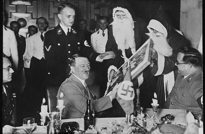 Az antiszemita szeretet autentikus ünnepe