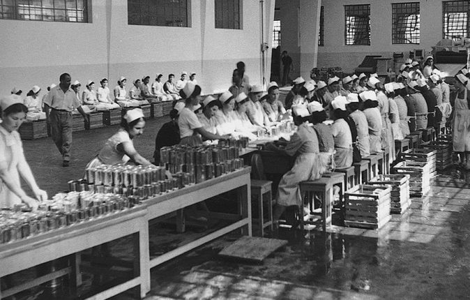 women-working-in-old-canning-production-line
