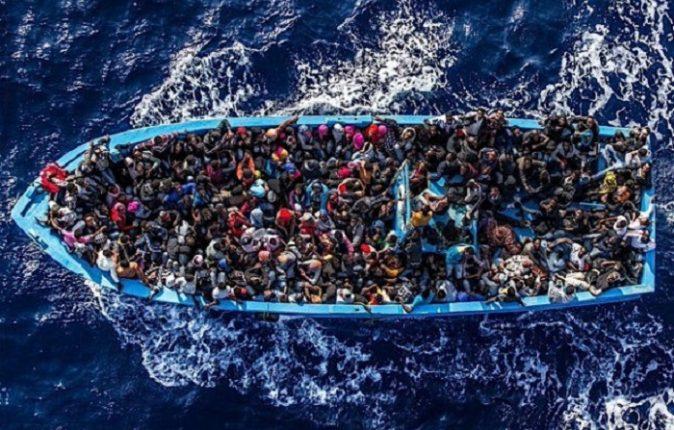 A migránsszóró árnyéka