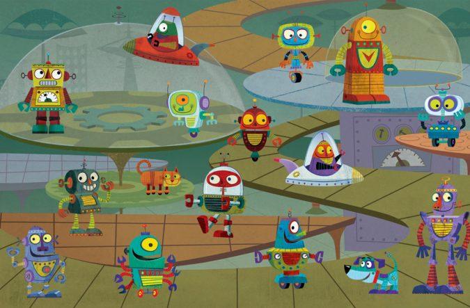 robotworld