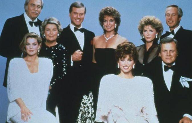 Dallas TV show(2)
